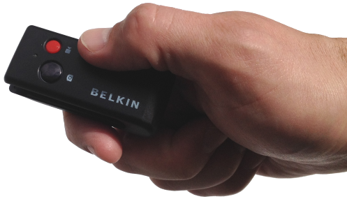 Belkin's LiveAction Camera Remote